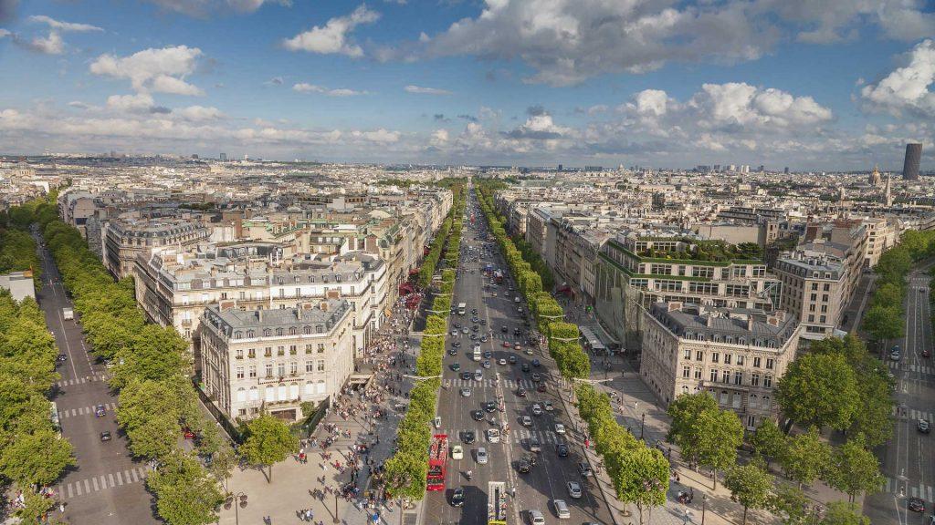 Programme de démembrement L'insolite - Paris XX