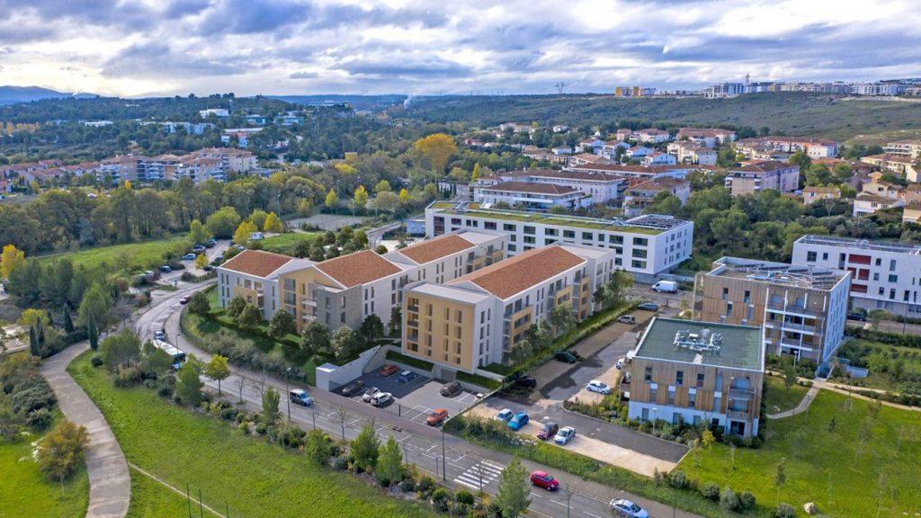 Programme de démembrement immobilier Cœur Duranne II – Aix-En-Provence (13)