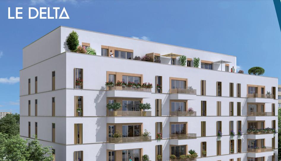 Programme de démembrement immobilier Le DELTÂ - Meudon (92)