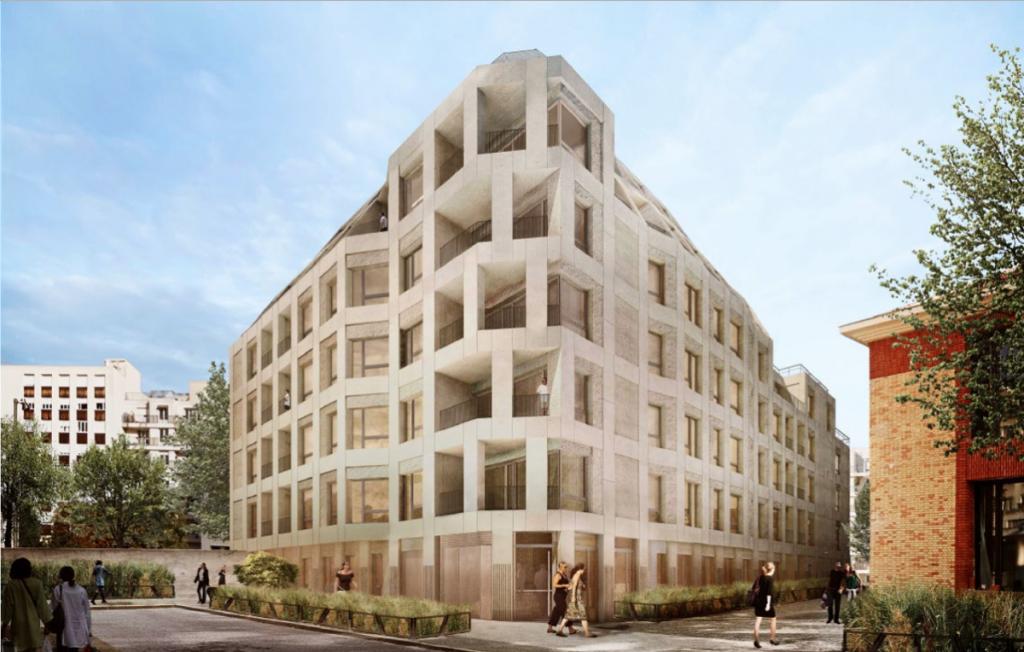 Programme de démembrement immobilier HALPERN - PARIS XIVème (75)