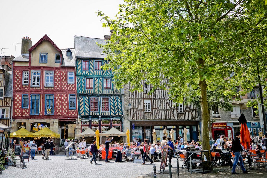Programme de démembrement immobilier PRISM à Rennes